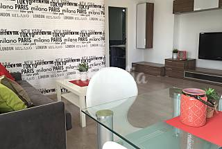 New house with jacuzzi 500 meters from the beach Málaga
