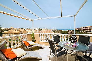 Apartamento en alquiler en torrevieja cabo cervera playa la mata torrevieja alicante costa - Alquilar apartamento en torrevieja ...