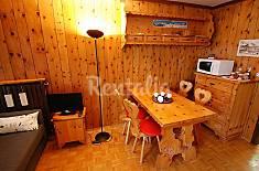 Apartment for 4 people Breuil Cervinia Valtournenche Aosta