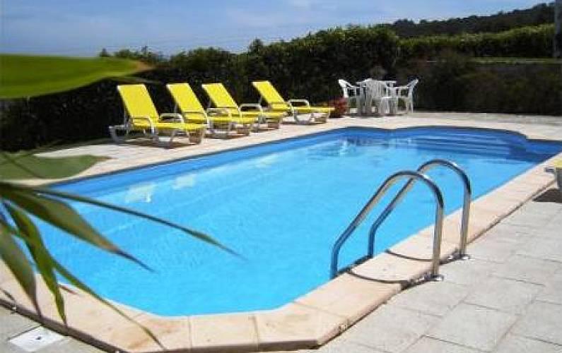 Villa Swimming pool Lisbon Sintra villa - Swimming pool