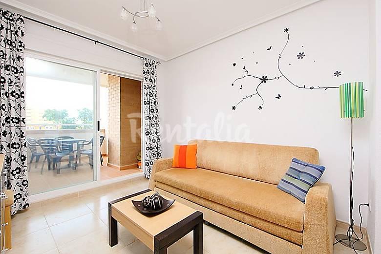 Apartamento en alquiler en comunidad valenciana les amplaries oropesa del mar orpesa - Alquiler apartamentos oropesa del mar ...