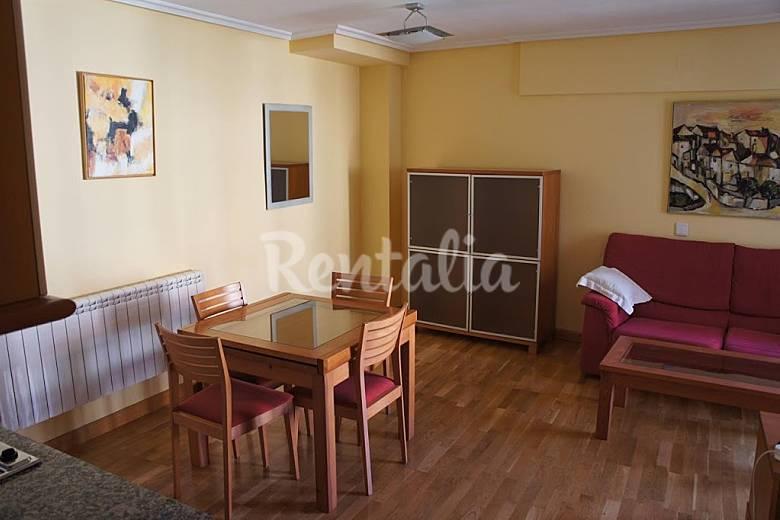 Apartamento para 3 personas en salamanca centro salamanca salamanca ruta v a de la plata - Apartamentos en salamanca ...
