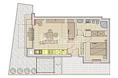 Apartamento para 4 personas en Eslovenia Central Eslovenia Central