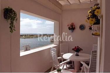 voll Terrasse Cádiz Rota Ferienwohnung