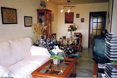 voll Wohnzimmer Cádiz Rota Ferienwohnung