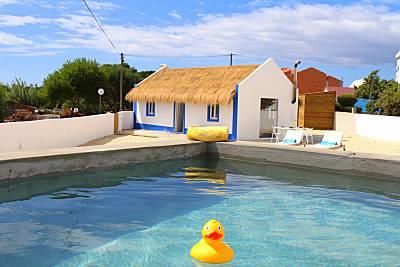 Villa en alquiler a 7 km de la playa Setúbal