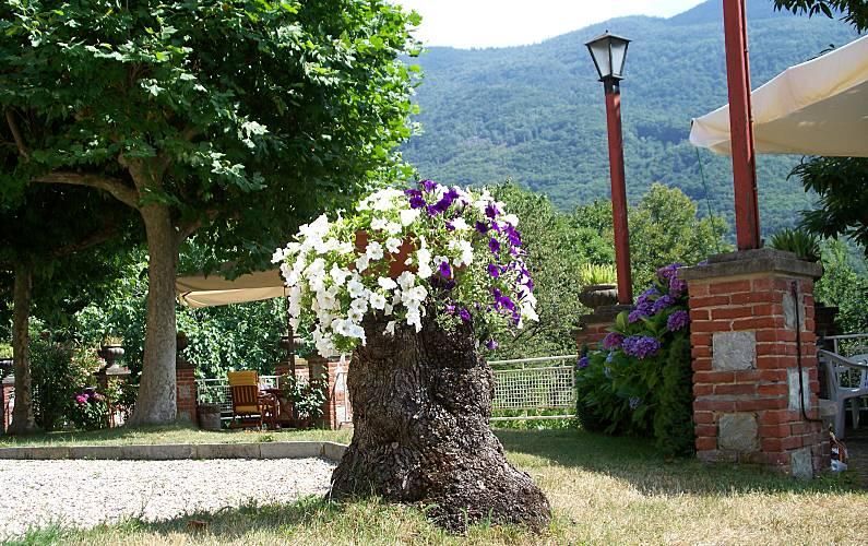 Villar Pellice To Via Basana