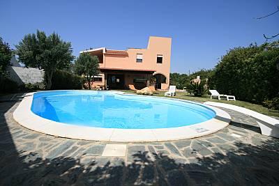 Villa in affitto a 70 m dalla spiaggia Cagliari