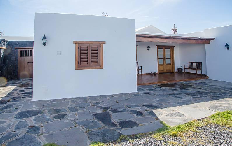 Pool, Lanzarote San Bartolomé Villa di campagna -