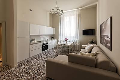 Appartamento per 2-5 persone in centro a Ravenna Ravenna