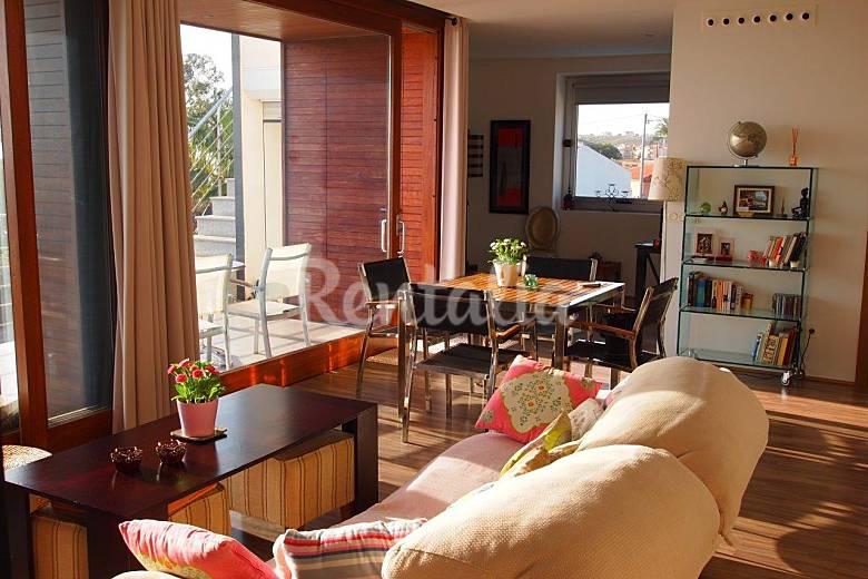 Relaxing & Luxury House Top floor, front line sea Murcia