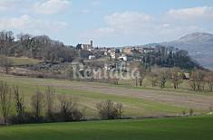 Apartment for 3-4 people in Sorano Grosseto