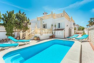 House Badia Gran with sea view  Majorca