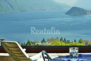 Villa para 3-5 personas en Como Como