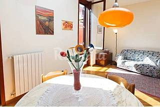 Apartment for 5 people only 300 meters from the beach Rome