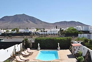 Villa de 3 habitaciones a 500 m de la playa Lanzarote