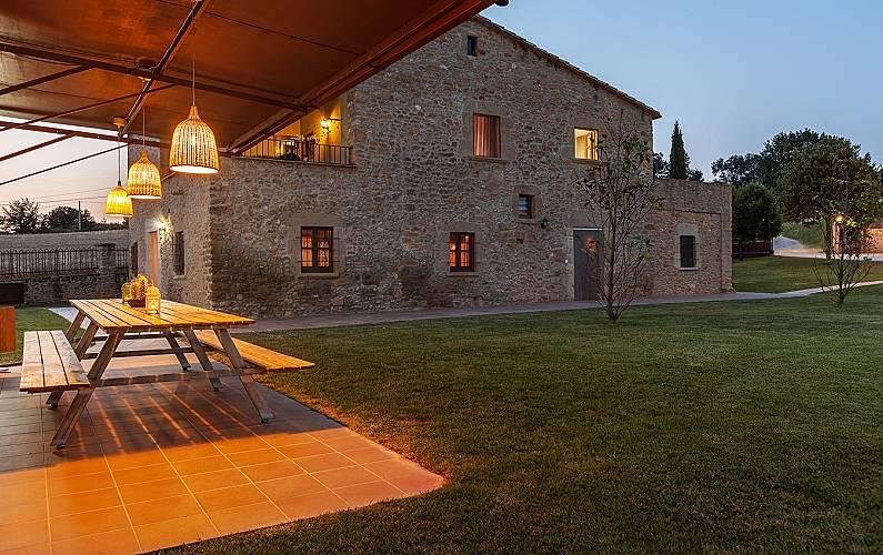 Masia Girona/Gerona Vilademuls Casa en entorno rural -