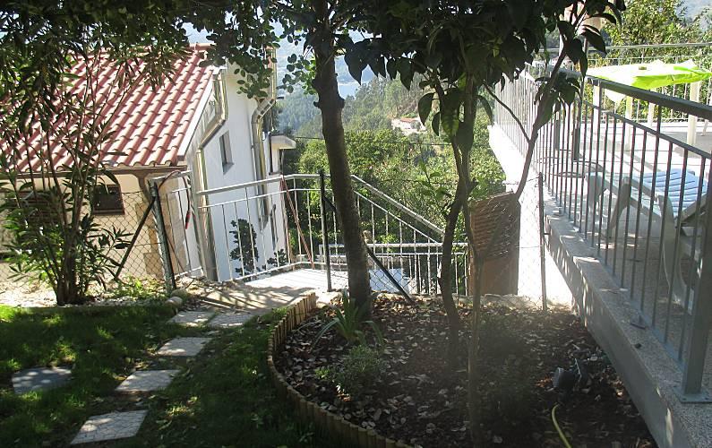 Casa Jardim Braga Vieira do Minho Casa rural - Jardim