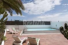 Appartement voor 5 personen in Teguise Lanzarote