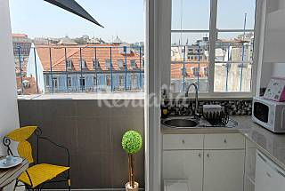 Apartment for 2-4 people in a golf course Lisbon