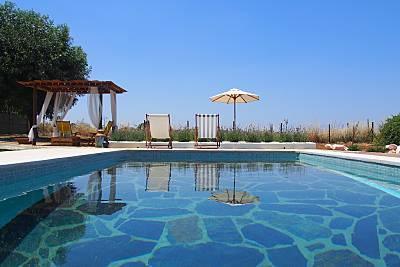 Espaço de uso privado con piscina Évora