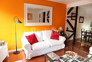 Totally equipped apartment only 1000 meters from the beach Lisbon