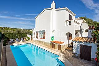 House with 3 bedrooms 2 km from the beach Minorca