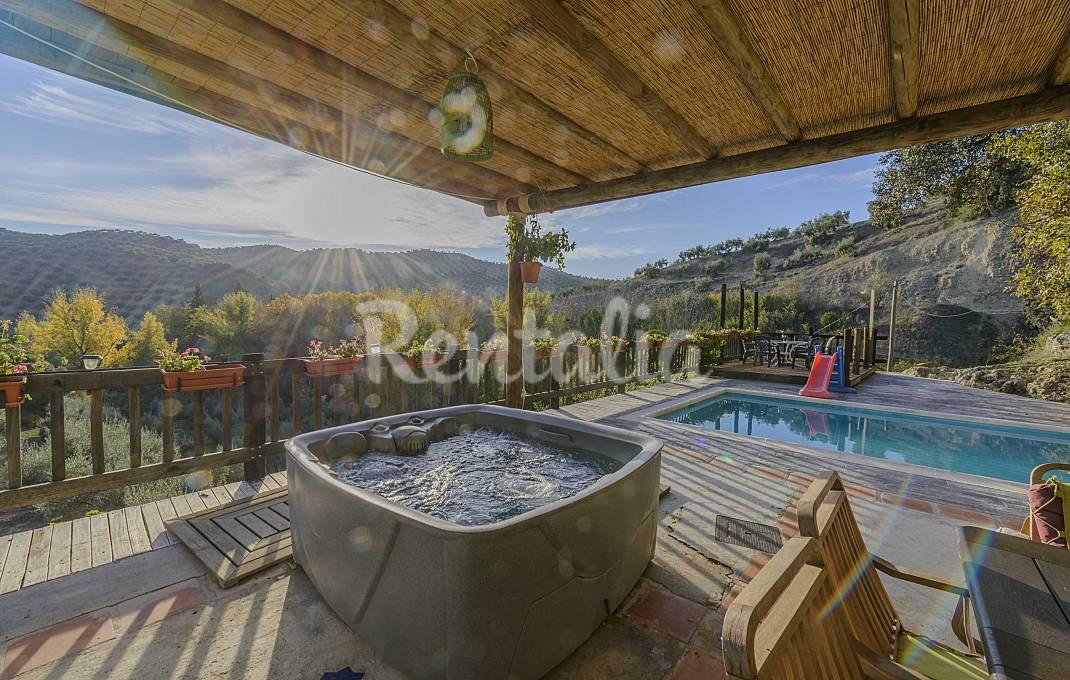 Casa de 3 habitaciones con piscina Granada