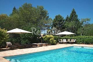 Villa with 3 bedrooms 3 km from the beach Ibiza