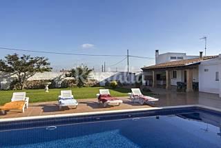Villa para 10-12 personas en Ciutadella de Menorca Menorca