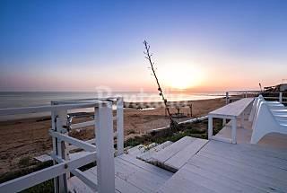 Villa para 6 personas en 1a línea de playa Ragusa