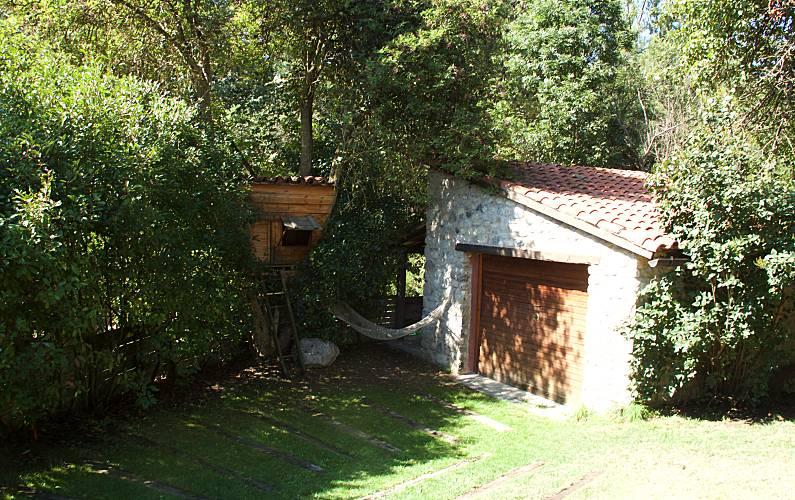 Casa Jardín Lleida/Lérida Bellver de Cerdanya Casa en entorno rural - Jardín