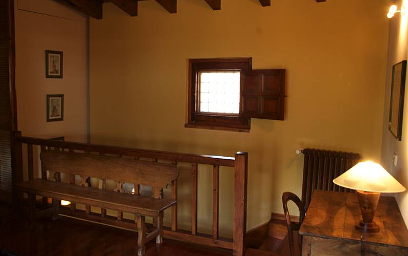 Casa Interior del aloj. Lleida/Lérida Bellver de Cerdanya Casa en entorno rural - Interior del aloj.