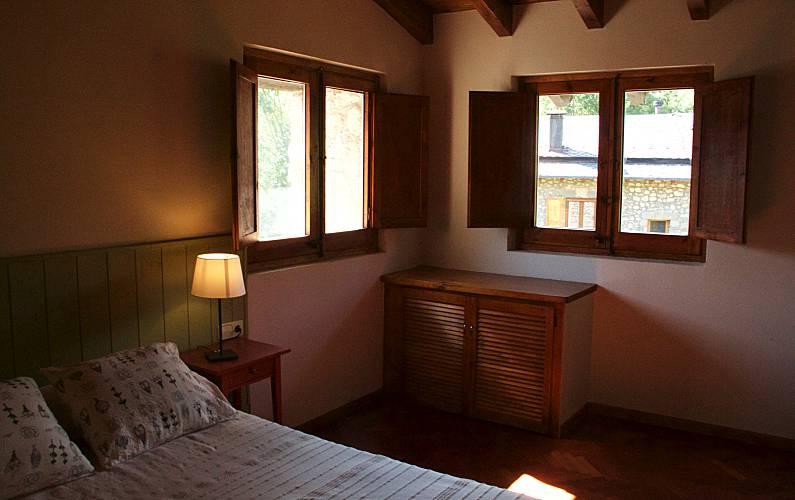 Casa Habitación Lleida/Lérida Bellver de Cerdanya Casa en entorno rural - Habitación