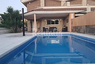 Vivenda para 10 pessoas a 150 m da praia Tarragona