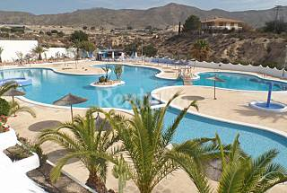 House for 6 people only 250 meters from the beach Alicante
