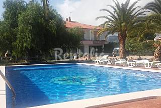 Villa with 12 bedrooms only 400 meters from the beach Tarragona