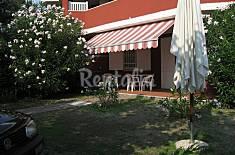 Casa para 4-6 personas en 1a línea de playa Ferrara