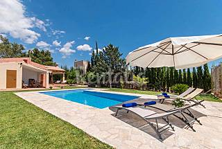 Quiet Mallorcan Finca Tennis Pool Majorca