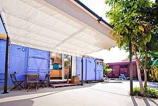 Casa in affitto con giardino privato Murcia