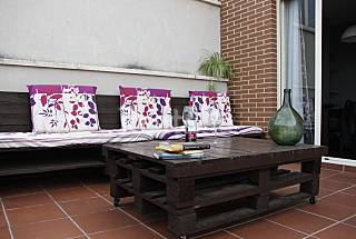 Apartment for 4-5 people with views to the mountain Rioja (La)