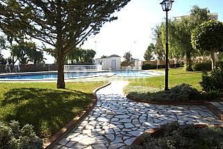 Apartamento para 5 personas a 70 m de la playa Almería