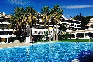 Spacious studio apartment 300 m from Casablanca beach, Marbella Málaga