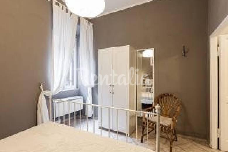 Apartamento para 2 4 personas en roma roma roma for Distribucion apartamento 50 m2