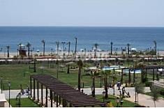 Apartamento en 1ª  línea de playa Málaga