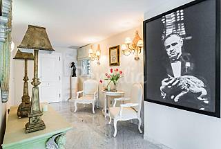 Superb Luxurious Apartment in Playa Del Duque, Puerto Banus Málaga