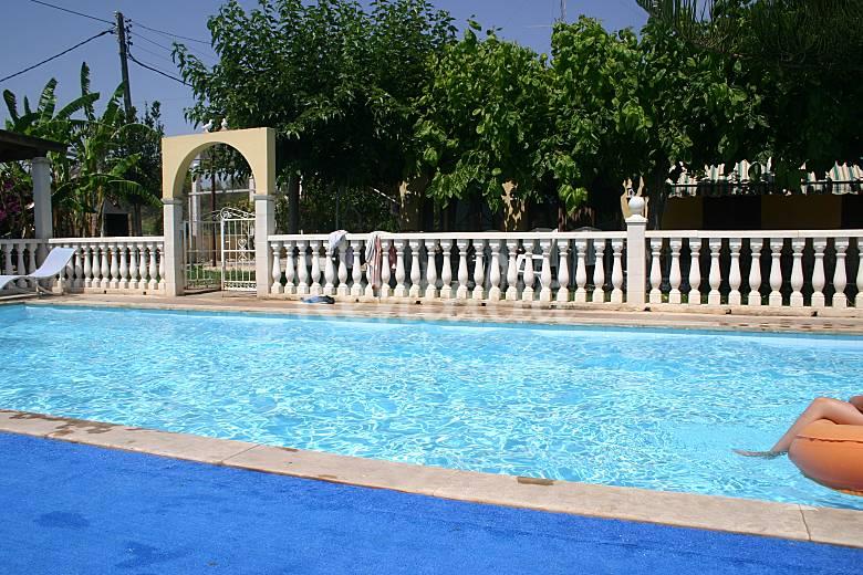 Alquiler vacaciones apartamentos y casas rurales en les cases d 39 alcanar alcanar - Casa rural alcanar ...