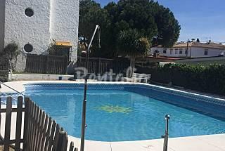 Appartement pour 5-6 personnes à 500 m de la plage Cadix