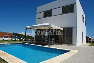 Villa con piscina privada a 500 m de la playa Menorca