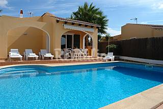 Villa con piscina privada a 600 m de la playa Menorca